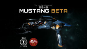 Read more about the article Arts & Crafts' Star Citizen Mustang Ship Commercial