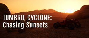 """Read more about the article Arts & Crafts' Star Citizen Tumbril Cyclone Commercial; """"Chasing Sunsets"""""""