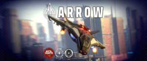 """Read more about the article Arts & Crafts' Star Citizen Anvil Arrow Commercial; """"Contraband Inbound"""""""