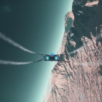 Cruising over Magda
