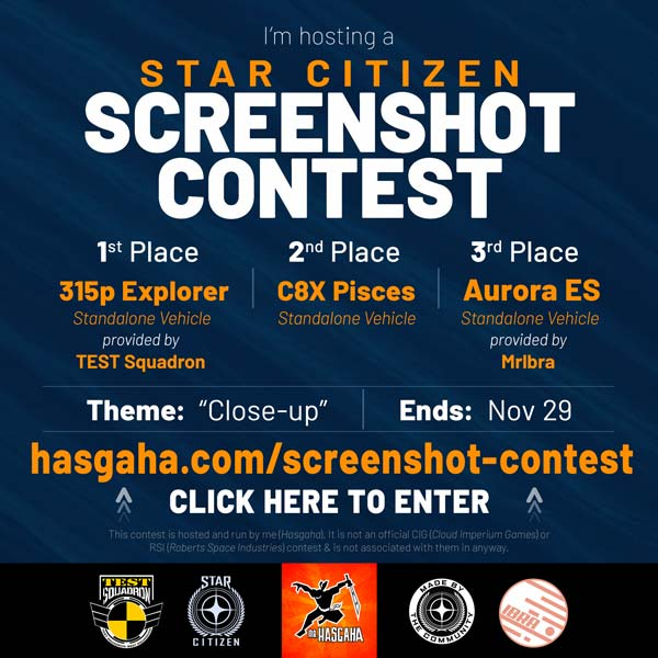 Screenshot Contest - Click Here to Enter
