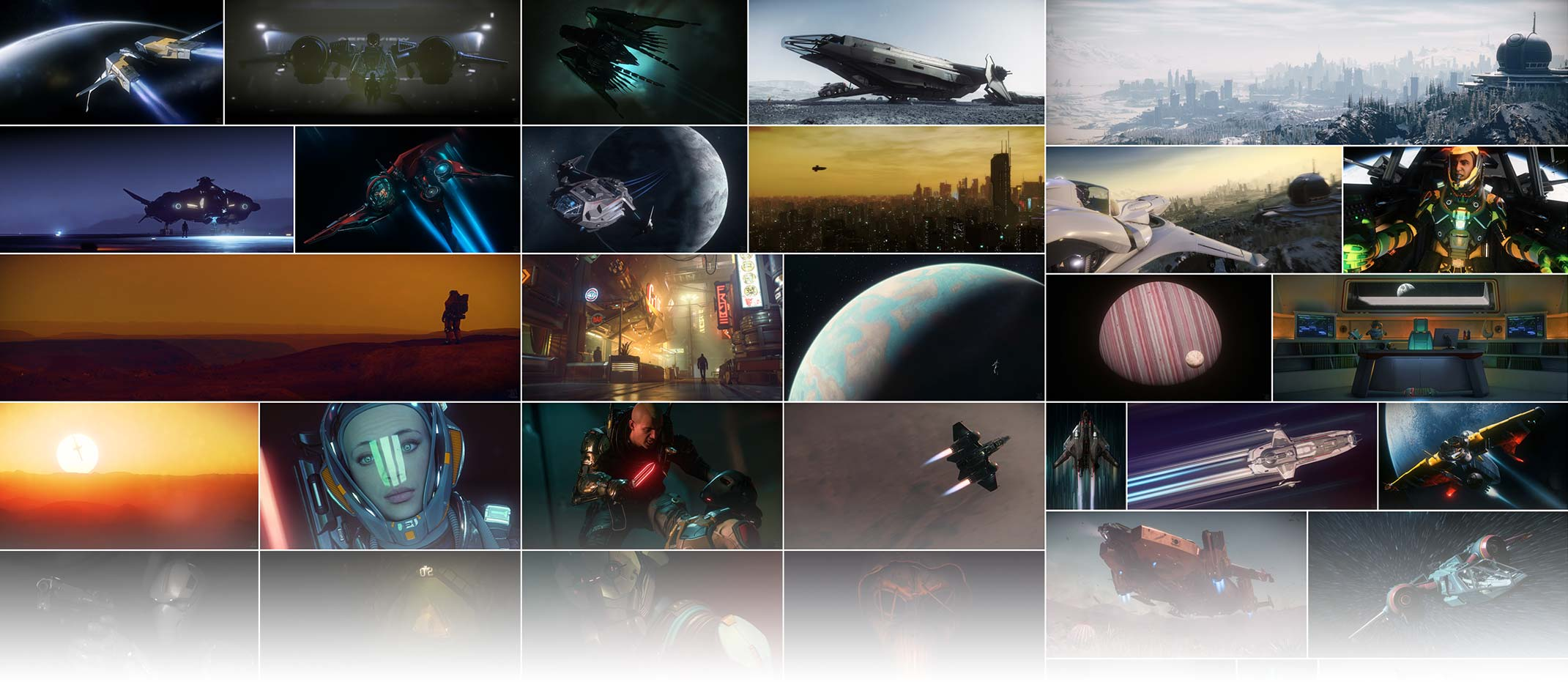 Read more about the article My 42 Favorite Star Citizen Screenshots from 2020