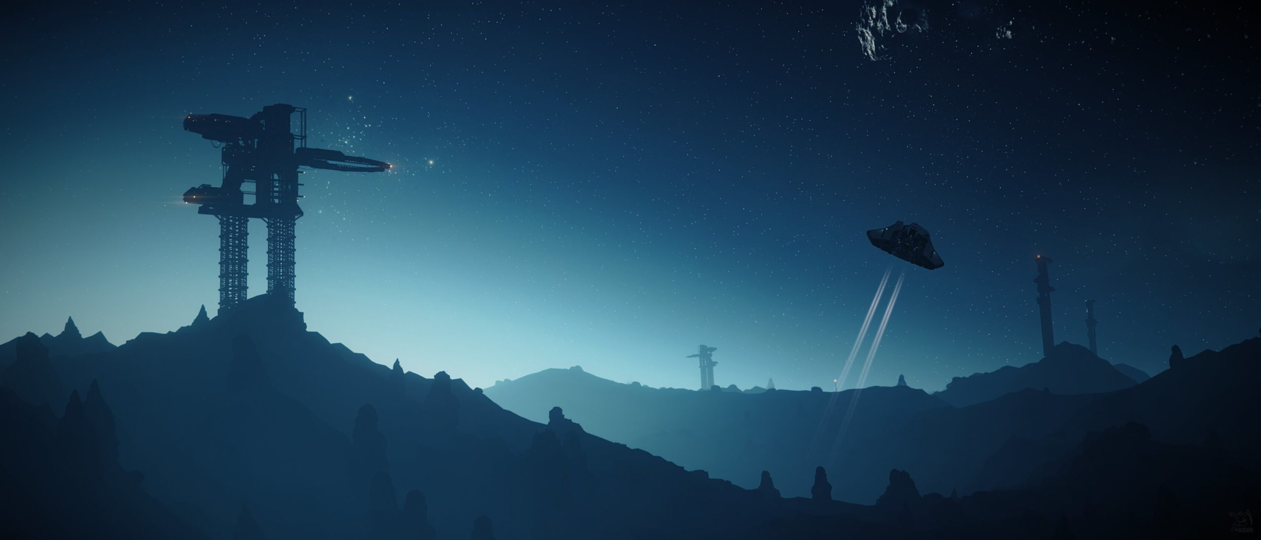 Read more about the article Hasgaha's Star Citizen Screenshot Contest: March 2021