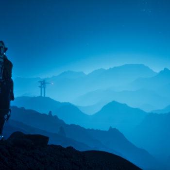 Give me back my blue horizon