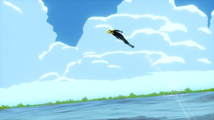 ABZÛ: I can fly
