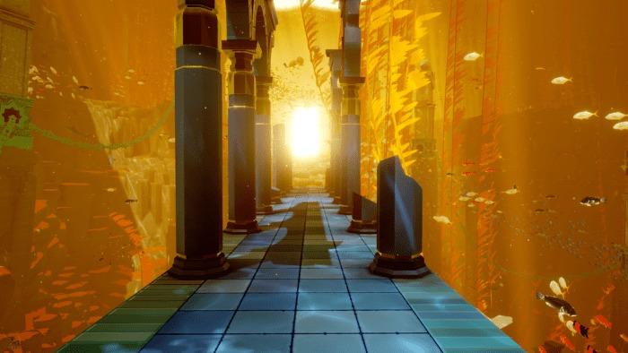 ABZÛ: Pillars
