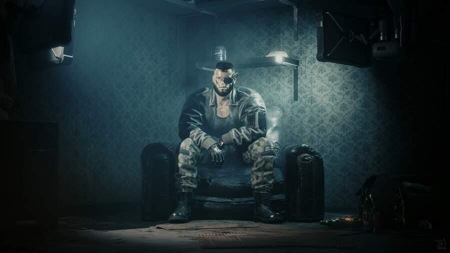 Cyberpunk 2077: Ex-military