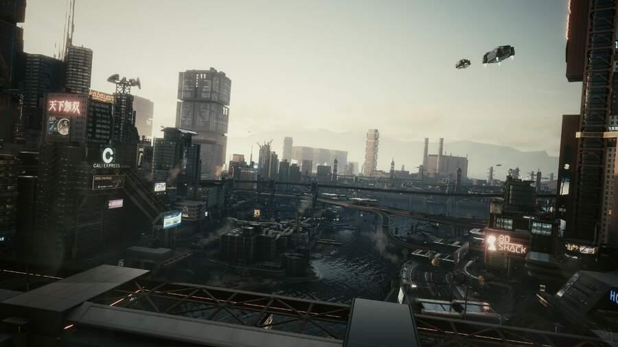 Cyberpunk 2077: Night City