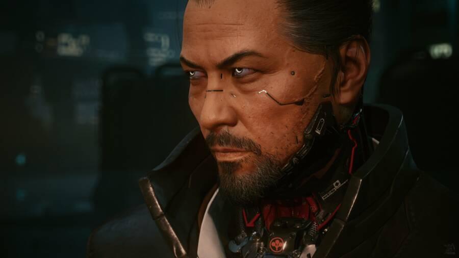 Cyberpunk 2077: Takemura