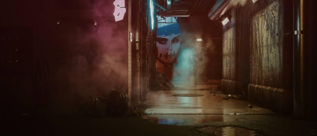 Cyberpunk 2077: No Future