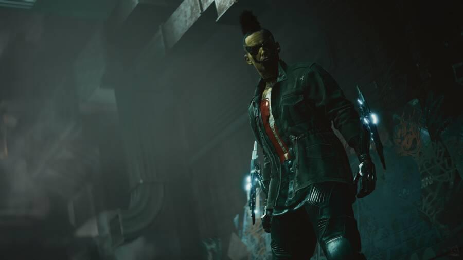 Cyberpunk 2077: Mugger