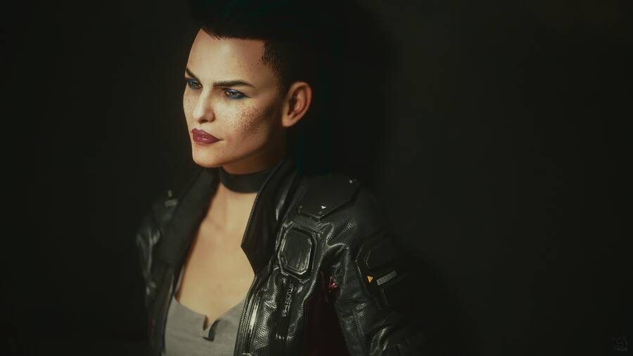 Cyberpunk 2077: Young Rogue