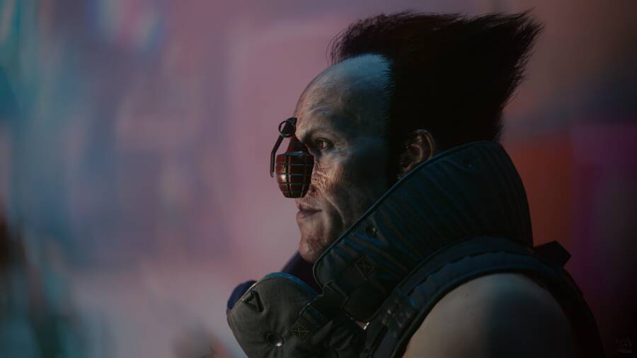 Cyberpunk 2077: Ozob Bozo