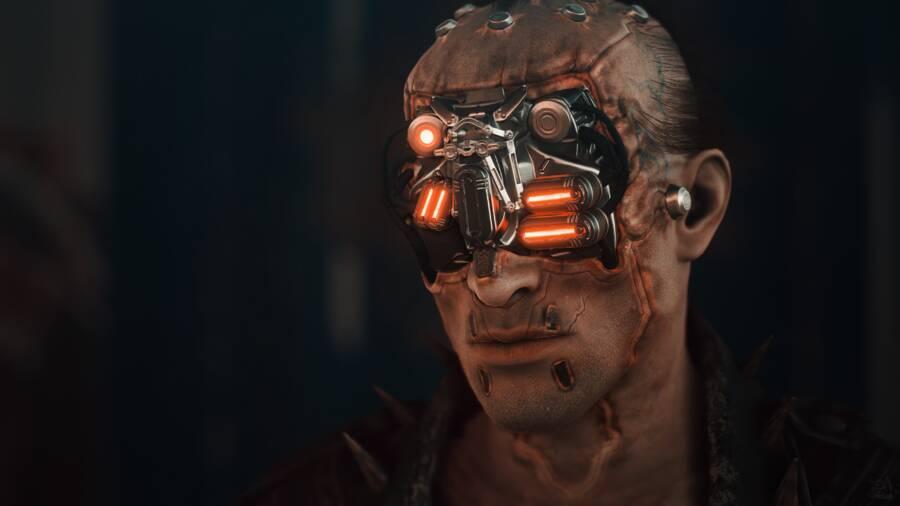 Cyberpunk 2077: Maelstrom Goon