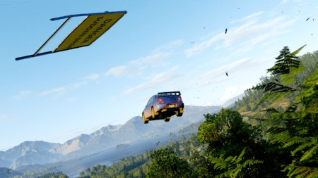 Forza Horizon 4: Wait, what did that sign say?