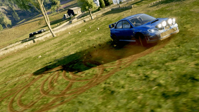 Forza Horizon 4: I'm not not doing donuts