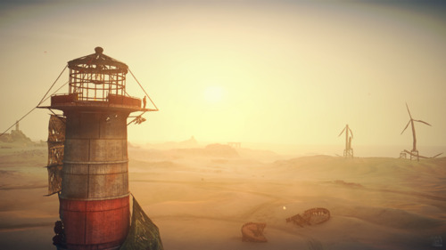 Mad Max: Lighthouse