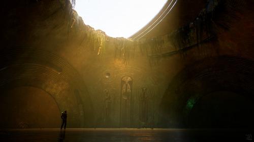 Fallen Order: Inside Temple