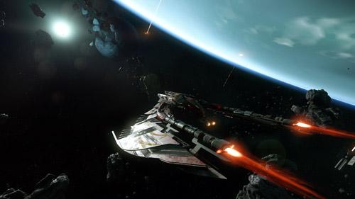 Star Citizen Alpha 2.4