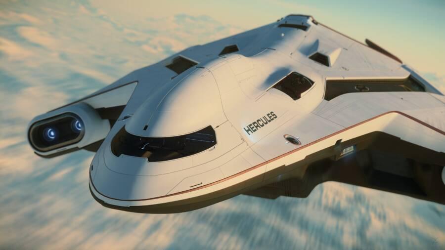 Star Citizen: C2 Hercules Starlifter