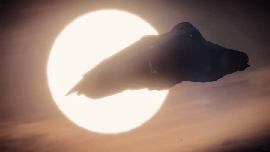 Star Citizen: Herculean Sunset