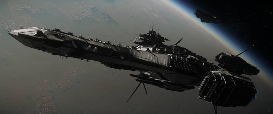 Star Citizen: Invictus Fleet
