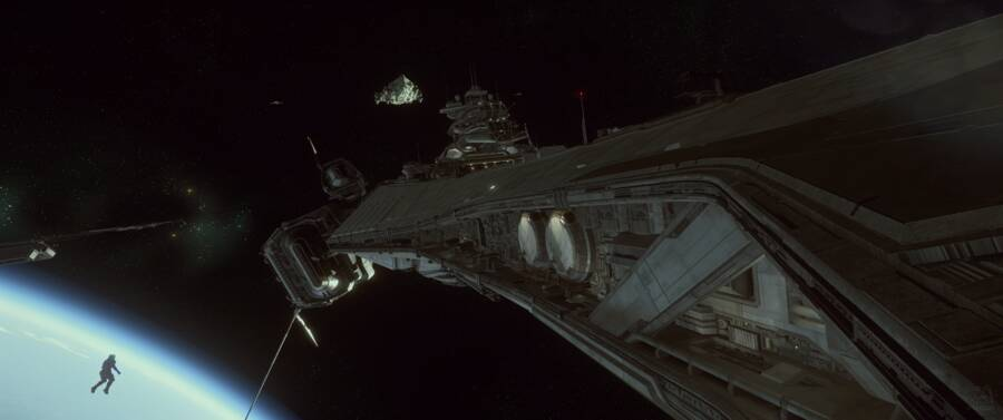 Star Citizen: Getting closer to the Bengal