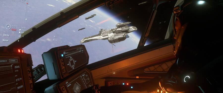 Star Citizen: Chasing the Invictus Fleet