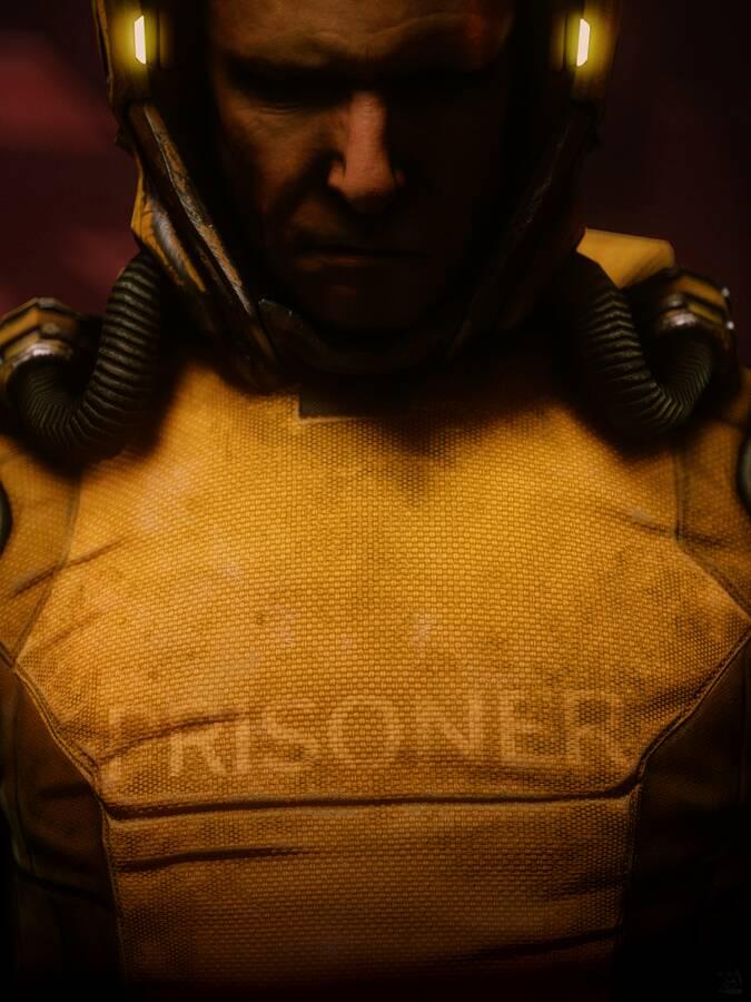 Star Citizen: Prisoner