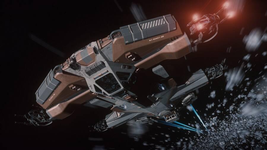 Star Citizen: Bounty Hunting in a Hammerhead