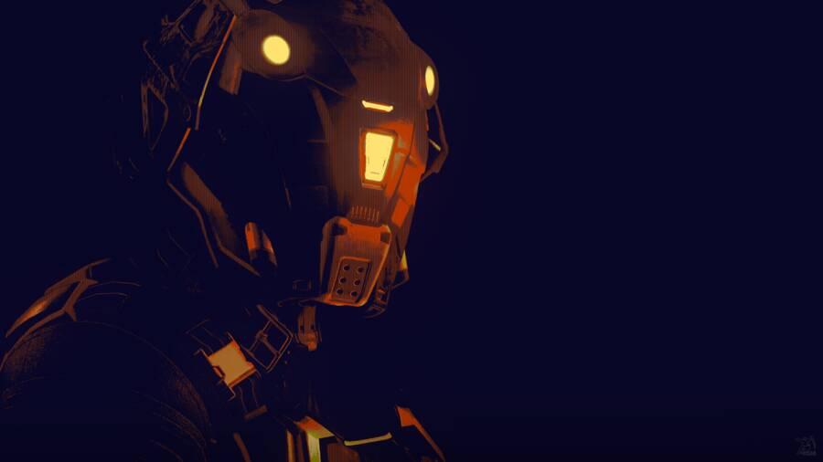 Star Citizen: Greycat helmet