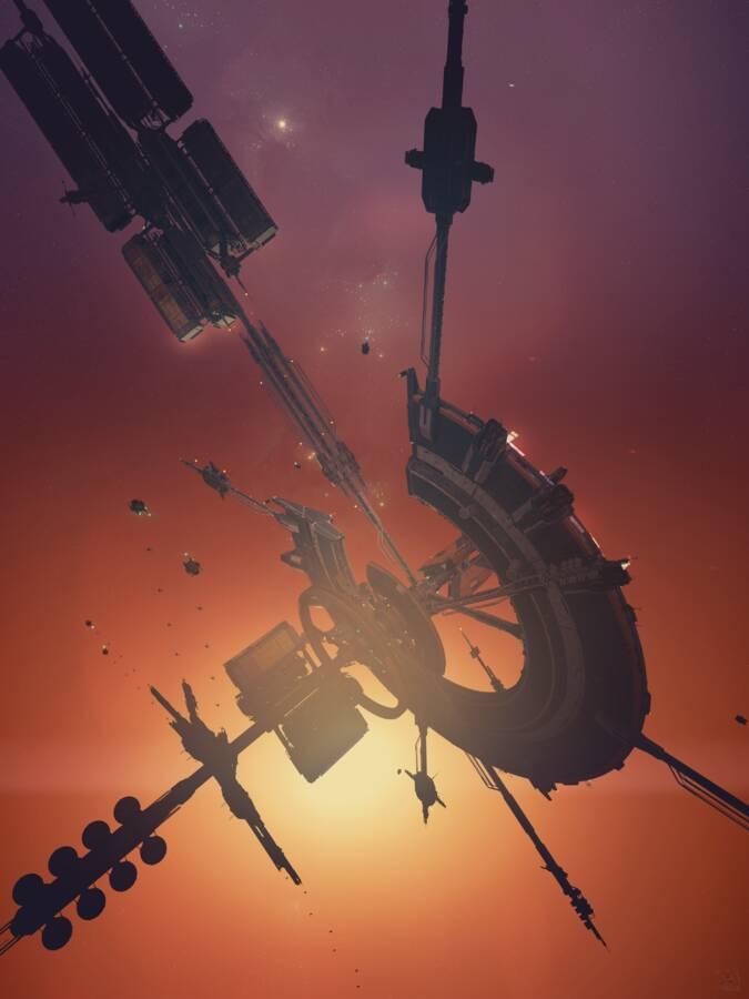 Star Citizen: Everus Harbor