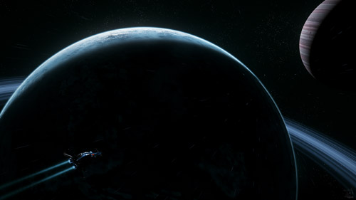 Star Citizen: Out and About