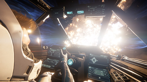 Star Citizen: One Down