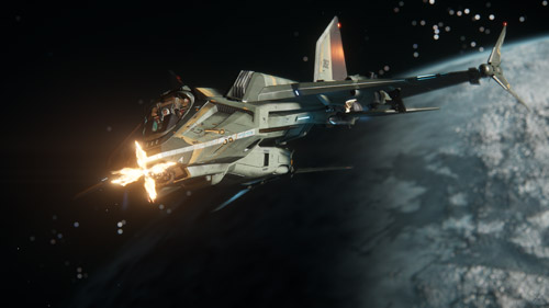 Star Citizen: Space Brrrrrt