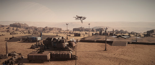 Star Citizen: ArcCorp Mining