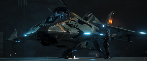 Star Citizen: Gladius