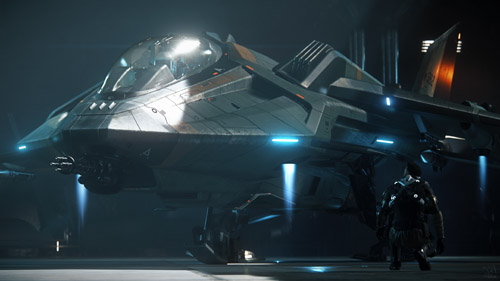 Star Citizen: Clear for Takeoff