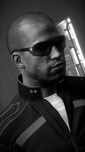 Star Citizen: Sunglasses at night