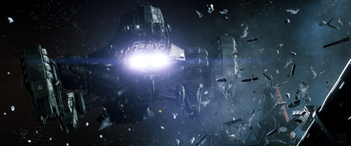 Star Citizen: Salvaging
