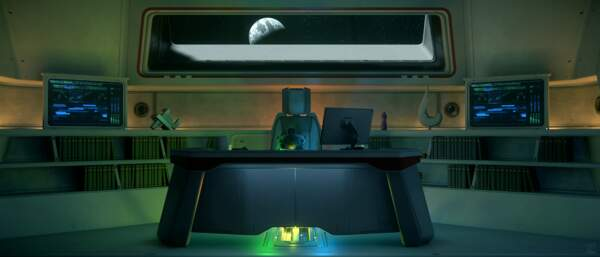 Star Citizen: Step Into Pico's Office (for contest)