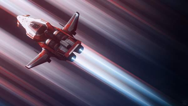 Star Citizen: Origin M50