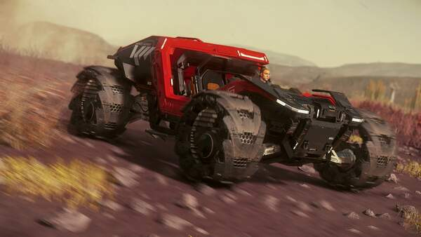 Star Citizen: Cyclone-RC