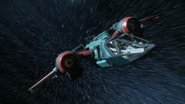 Star Citizen: Nine Tails Buccaneer