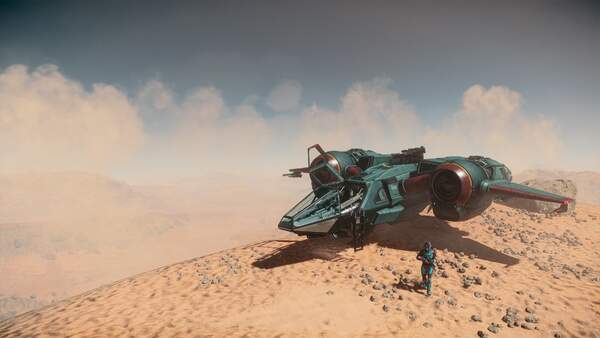 Star Citizen: Daymar Patrol