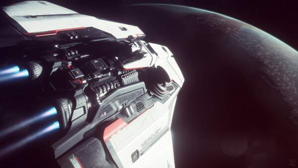 Star Citizen: MSR Headed to Ita