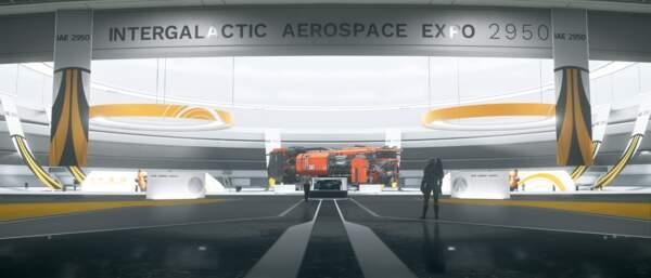Star Citizen: IAE 2950 Day 1: Argo