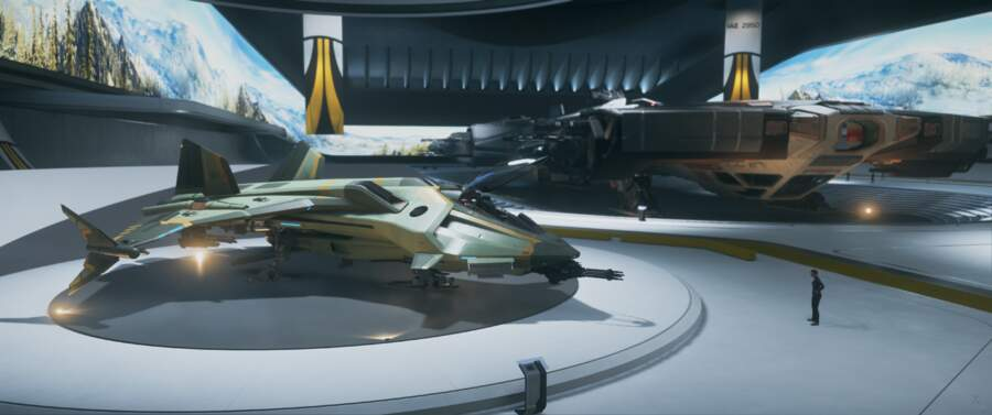 Star Citizen: IAE 2950 Day 2: Gladius