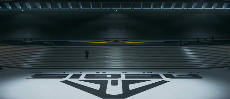 Star Citizen: IAE 2950 Day 2: So many stairs