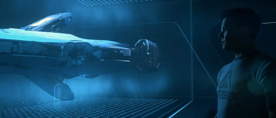Star Citizen: IAE 2950 Day 2: Nautilus